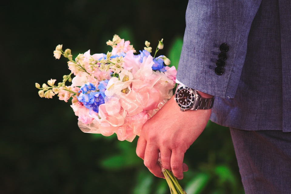 I fiori per compleanno da regalare ad un uomo