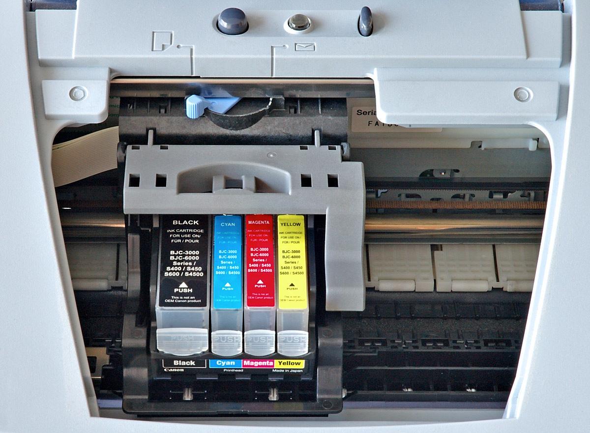 Stampanti inkjet: la tecnologia per la casa
