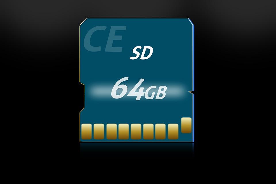 Cosa fare per trovare una scheda SD ottima